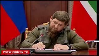 Рамзан Кадыров провел совещание с силовиками