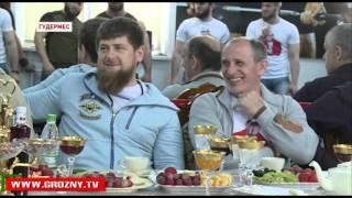В Гудермесе прошел открытый чемпионат республики по пауэрлифтингу