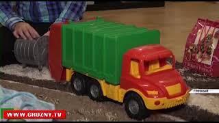 Фонд им. Ахмата-Хаджи Кадырова вручил подарки детям погибших сотрудников ЧГТРК «Грозный»