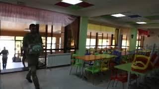 """Росгвардия в гостях у ДОЛ """"Горный ключ#Кадыров#Чечня#Россия"""