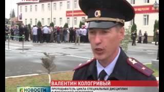 В Грозненском суворовском училище отметили День знаний