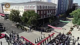 Грозный в канун своего 200-летия наполнился атмосферой грандиозного торжества