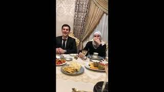 Рамзан Кадыров прямая трансляция из дома 18.11.2017