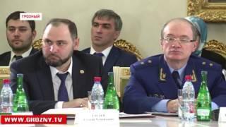 В Грозном обсудили  развитие  топливно-энергетического комплекса Чеченской Республики