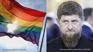 Did Ramzan Kadyrov stand up for gays?
