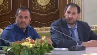 Я провёл совещание с представителями Главы ЧР в регионах и федеральных округах России