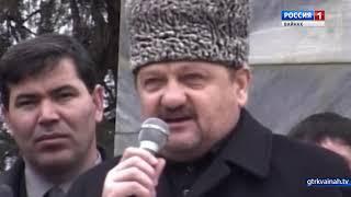 НОХЧАЛЛА (НАЦИОНАЛЬНАЯ ИДЕЯ ПАМЯТИ АХМАТ-ХАДЖИ КАДЫРОВА) К. ОСПАНОВ