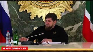 РАМЗАН КАДЫРОВ: РЕЛИГИЯ НЕ ЗАПРЕЩАЕТ ПРАЗДНОВАТЬ НОВЫЙ ГОД