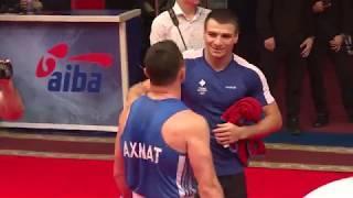 Шамиль Хатаев VS Илес Ушаев