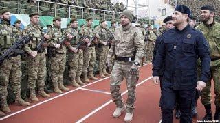 Рамзан Кадыров: чеченцы служат в Сирии