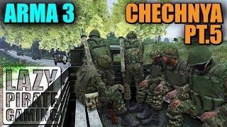 ARMA 3 | Chechnya Campaign - Mission 5