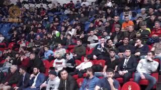 В Грозном прошёл Международный турнир по вольной борьбе памяти Ахмат-Хаджи Кадырова