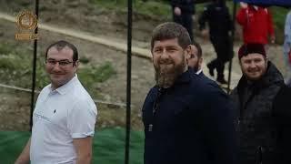 Добро пожаловать в Чеченскую республику