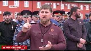Рамзан Кадыров провел встречу с задержанными «аптечными наркоманами» и их родственниками