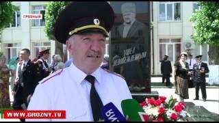 Пятый юбилейный выпуск состоялся в Суворовском училище имени Ахмата-Хаджи Кадырова