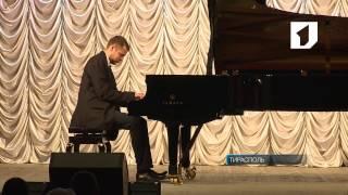 Вечер фортепианной музыки во Дворце Республики