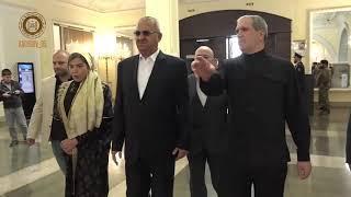 Рамзан Кадыров встретился с  зам. Генерального секретаря Народного фронта освобождения Палестины