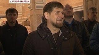 Р. Кадыров проинспектировал строительство мечети им. Батал-Хаджи Белхороева в Ачхой-Мартане