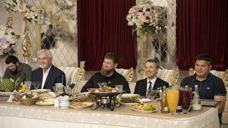 Чествование работников   здравоохранения Чеченской Республики.