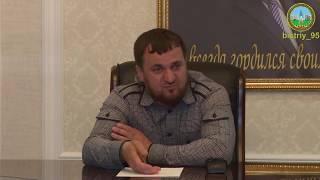 Прием граждан Турпал-Али Ибрагимов