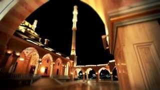 Сердце Чечни - центральная мечеть город Грозный