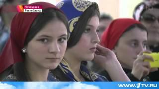 В Чеченской республике - новое веяние среди новобрачных