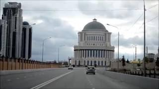 город Грозный.