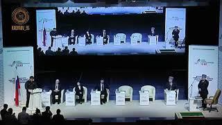 Я принял участие в торжественном заседании Международного форума «Ахмат-Хаджи Кадыров