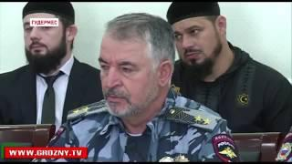 Рамзан Кадыров представил новых руководителей двух районов Чечни