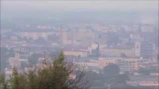 город Грозный с высоты (Карпинка)