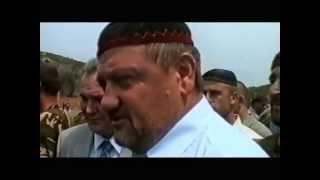 Ахмат-Хаджи Кадыров. Чечня
