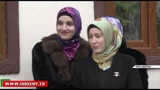 Фонд Кадырова построил дом для жителя с ограниченными возможностями здоровья в городе Урус-Мартан
