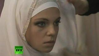 Коллекция жены Кадырова на неделе моды