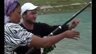 TRAVEL CHECHNYA - Lake Kazenoi with Chrystal Callahan