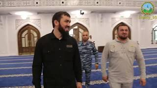 Совещание Турпал-Али Ибрагимов и Магомед Даудов  17 08 2019