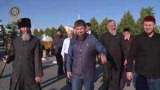 20 тысяч мусульман собрал на ифтар Грозном