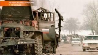 Чечня.Грозный после войны...