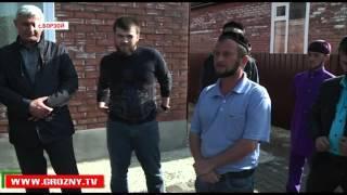 Сразу три малоимущих семьи отмечают новоселье благодаря Фонду имени Ахмата-Хаджи Кадырова