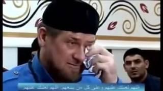 Ленина свалили  Рамзан Кадыров плачет
