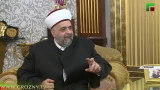 Рамзан Кадыров встретился с министром по делам религии САР
