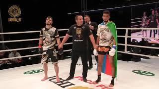 В Гудермесе прошёл Международный турнир «PROF FIGHTS AKHMAT ICHIGEKI II», посвящ
