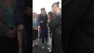 Конфликт на протесте православных активистов против восстановления работы Покраса Лампаса