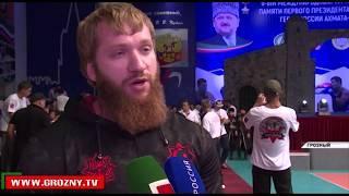В Грозном завершился IX Международный турнир по боксу класса «А» памяти Ахмата-Хаджи Кадырова