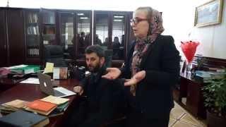 В Национальной библиотеке Чеченской республики, 3