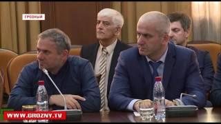 В Грозном подвели итоги общереспубликанского субботника