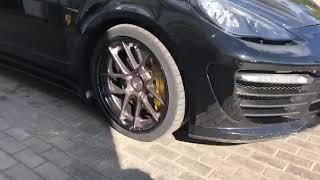Один из личных автомобилей Кадырова . Главы Чеченской республики