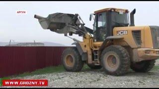 По всей Чеченской Республике проходят масштабные субботники
