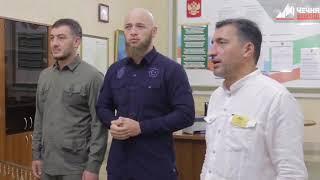 Подросткам «группы риска» продемонстрировали историю возрождения Чечни