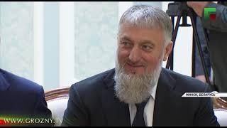 Рамзан Кадыров встретился с Александром Лукашенко в Минске
