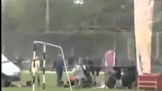 Убийство отца Рамазана Кадырова! Реальная съемка! 360p